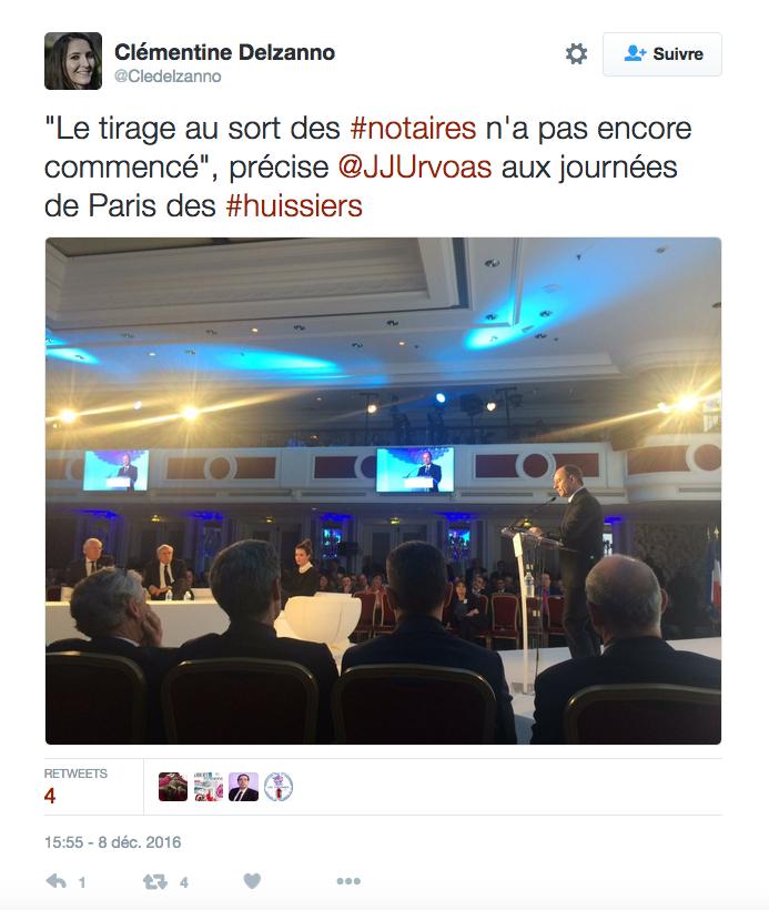 Notaires tirage au sort confirm pour l installation des nouveaux offices profession cgp - Chambre des huissiers de justice de paris ...